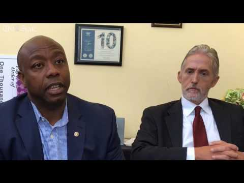 Tim Scott, Trey Gowdy host roundtable on race, policing