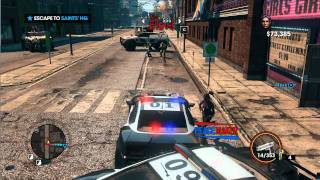 Saints Row the Third (Part 16) - One Messed Up Stag Party....