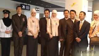 Royal Brunei Airlines Betterfly to Melbourne
