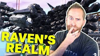 How to Find All the Coins in Bertbuilds Raven's Realm FFA Map in Fortnite Creative Mode!