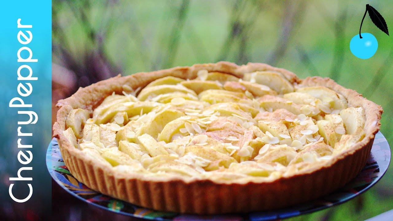 tarte aux pommes végane pâte à tarte sans beurre ni huile de