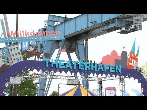 Was ist der Theaterhafen in Oldenburg?