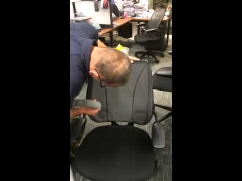 Office Chair Cleaning London Quuva