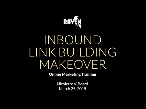 Inbound Link Building Strategies