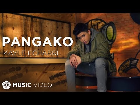 Kyle Echarri - Pangako (Official Music Video)