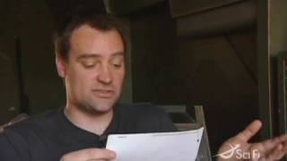 Stargate aliens speak English - SciFi Inside 2005