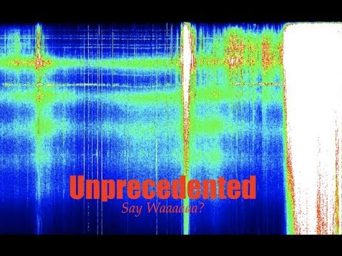 Incredible! Schumann Resonance at 40 hertz - MAJOR frequency rise