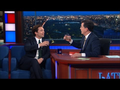 Sebastian Stan Loves Space (And Tequila) As Much As Stephen