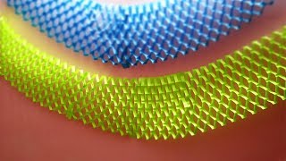 DIY Paper Decoration from A4 Size Copy Paper | Mesh Paper Streamers