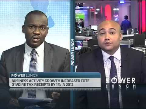 Economic Update on Ivory Coast