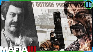 Mafia III: Lincoln Clay Case Files | Thomas Burke