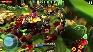 Game Minigore 2 bản mod tiền