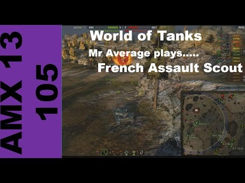 The French Assault Scout