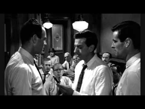 12 Angry Men- Examples of Power
