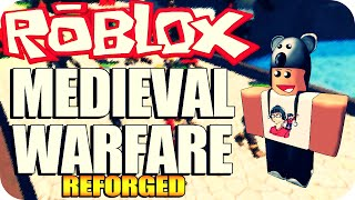 ROBLOX-The Great War with the inscribed (Medieval Warfare: Reforged)