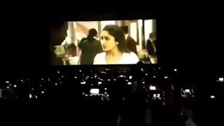 Kaappaan Movie Trailer | Theater Fans Mass Celebration | Suriya Fans Response
