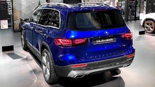 2020 Mercedes GLB 220 d 4MATIC - Interior and Exterior Walkaround
