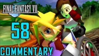 Final Fantasy VII Walkthrough Part 58 - Cloud's Deepest Secrets & True Memories Of Tifa