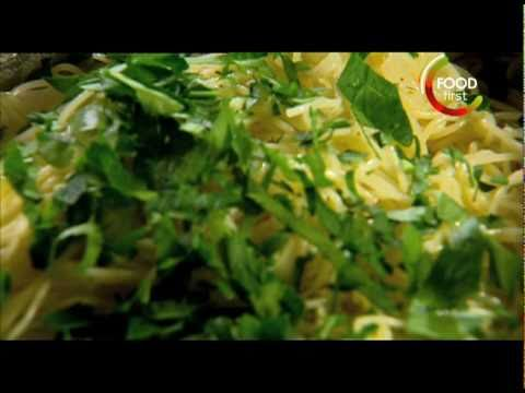 How to cook Angel Hair Pasta with Crab, Chilli and Lime ...
