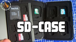 Case SD Card Review/Обзор