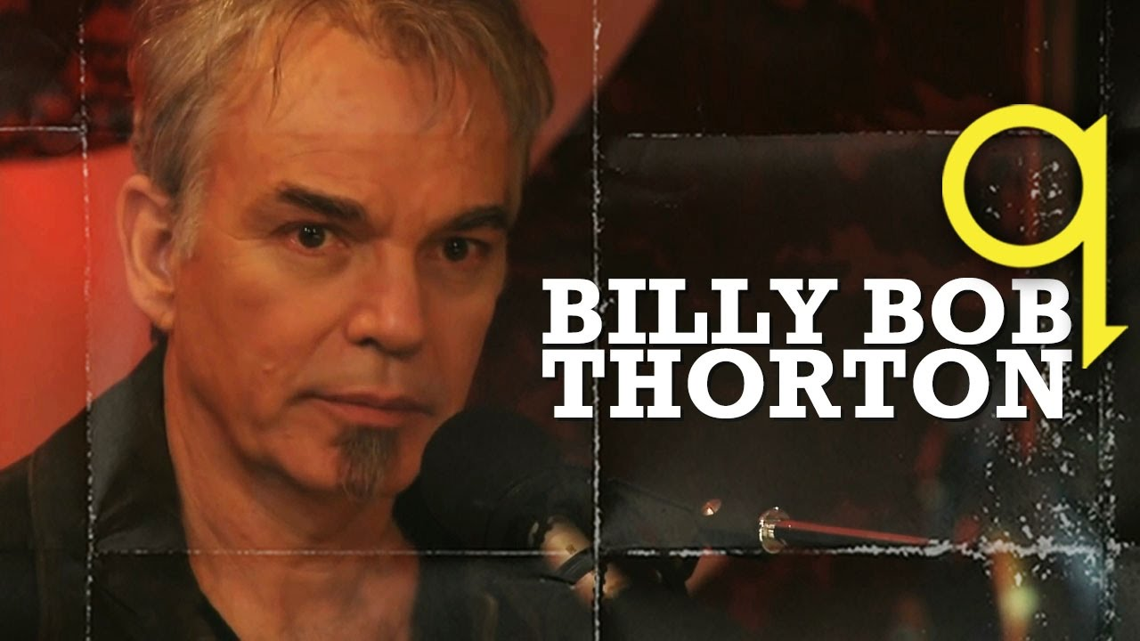Billy Bob Thornton 'Blow Up' on Q TV