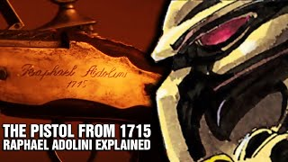 RAPHAEL ADOLINI EXPLAINED - PREDATOR 2 PISTOL ELDER PRED ENDING 1715 LOST HUNTER CLAN