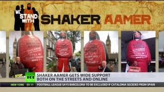 Shaker Aamer, last British Gitmo prisoner to be released after 13 yrs detention without trial