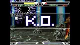 KING OF FIGHTERS MEMORIAL, KYO VS BOSS OROCHI Thumbnail
