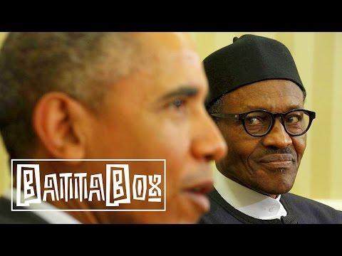 What Happened When Obama Met Buhari