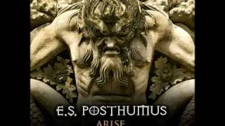 E.S. Posthumus- ARISE (single)