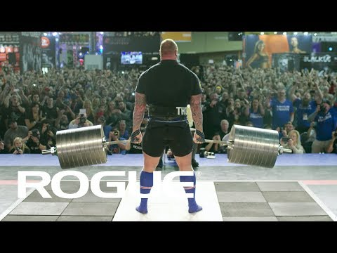 Road to the Arnold — 2019 — Rogue Record Breaker $50k Deadlift