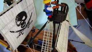 Playmobil Pirate bateau pirate attaque 7350