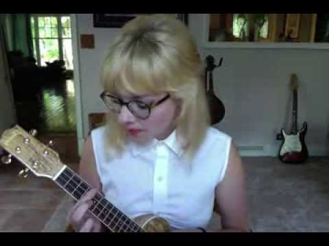 Grease Hopelessly Devoted To You Ukulele Cover Foxinater Youtube
