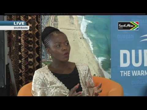 Durban Indaba Debate: Role of tourism in economic development