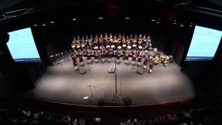 Scotch College Pipe Band - Past & Present Concert Finale