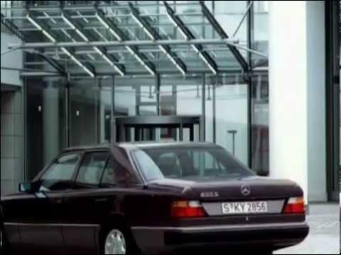 Mercedes Benz W124 E Class History