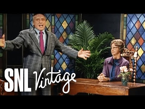 Church Chat: Dennis Hopper  SNL