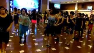 AND GET IT ON -  Line Dance ( Daniel Trepat & Jose Miquel Belloque Vane)