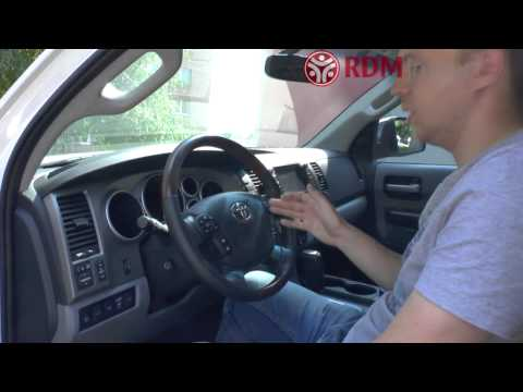 Toyota Sequoia 2012 год 5.7 литра комплектация Platinum от РДМ-Импорт (автомобиль новый)