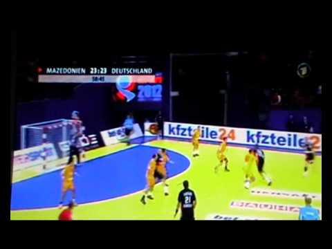 handball em vorrunde