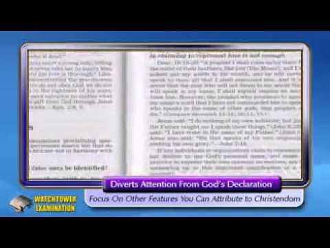18   Jehovah's Witnesses  CONFIRMED False Prophet & False Teacher