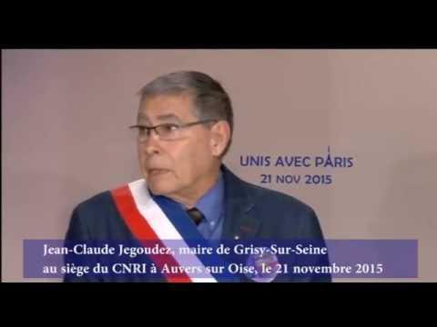 le maire Jean Claude Jegoudez