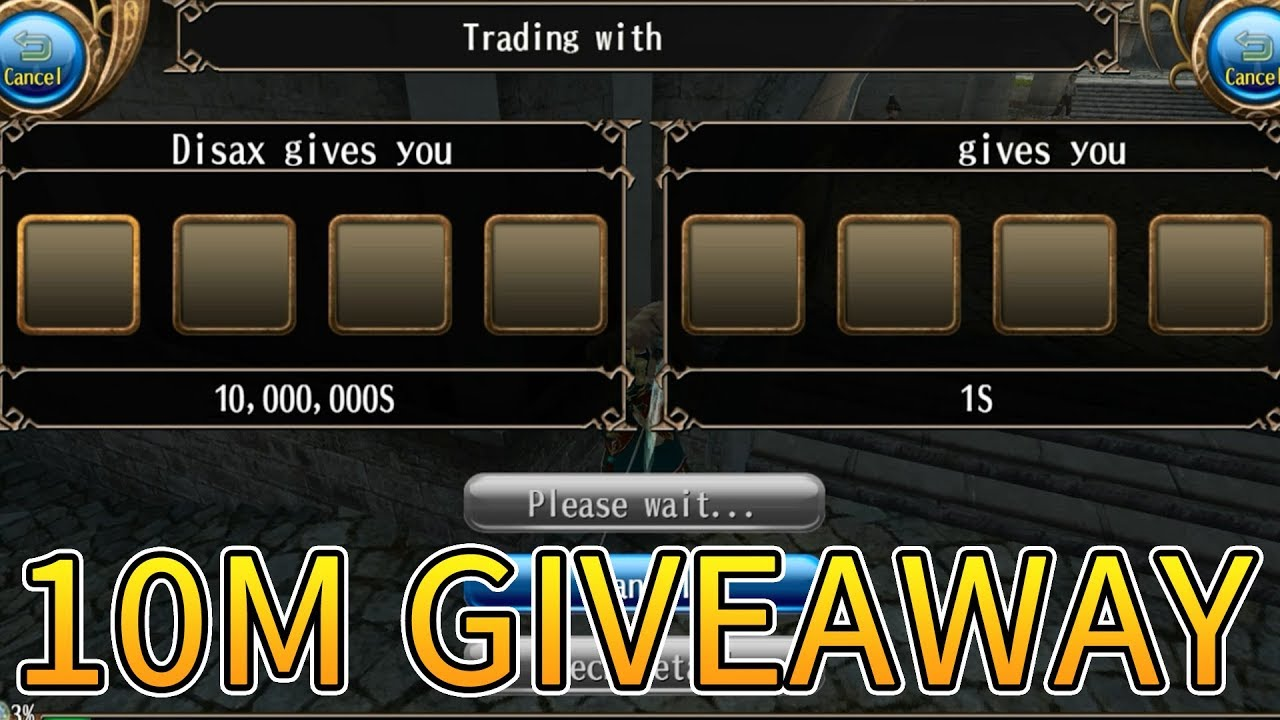 Toram Online - 1M Spina Giveaway | New Boss Viscum Hard by Disax