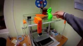 видео 3d принтер услуги печати
