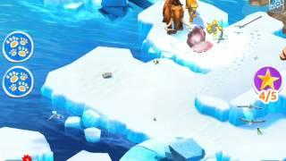 Ледниковый период Приключения! Огромные запасы ракушек! Серия 47! Прохождение