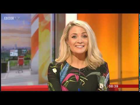 Holly Hamilton BBC Breakfast 25/10/17