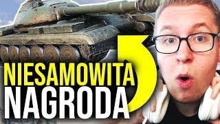 NIESAMOWITA NAGRODA - World of Tanks
