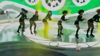 Raissa Chaddad No Dance Se Puder Interpretando Bang