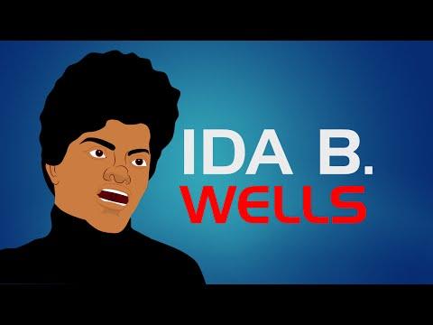 In Black History Ida B Wells was a leader! Watch our Black History Cartoon for Kids with Ida B Wells