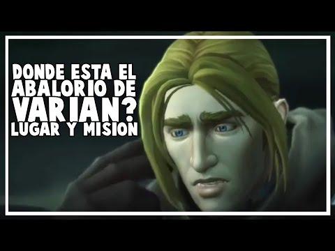 La Historia de Varian aun NO Termina! - Abalorio en la Costa Quebrada